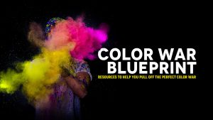 COLOR WAR STUDENT MINISTRY