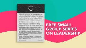 leadership bible study