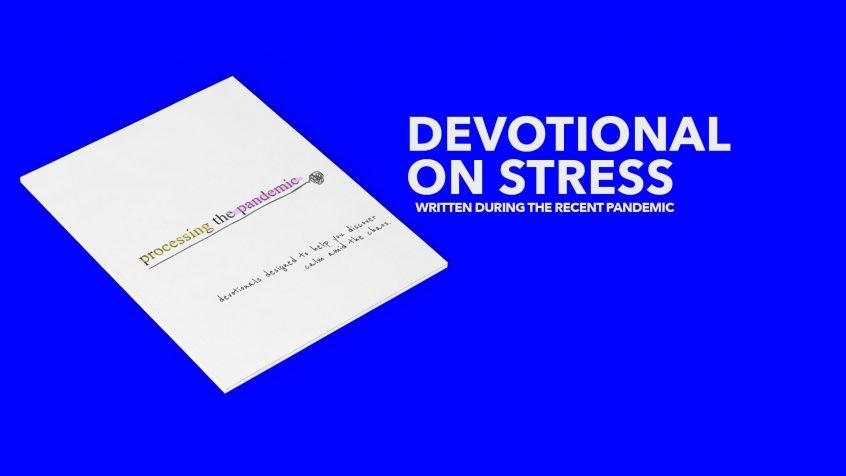 Devotional About Stress