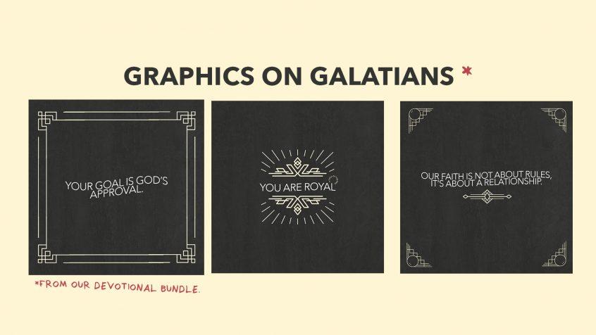 Galatians Graphics