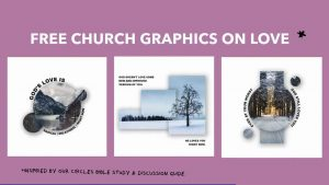 Free Church Graphics on Love