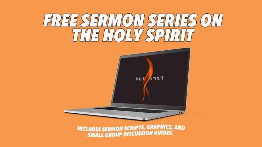 Free Holy Spirit Sermon Series