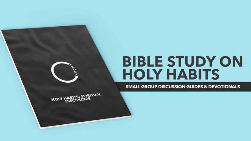 Spiritual Disciplines Bible Study